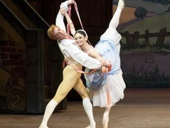 La Fille Mal Gardee: Royal Opera House picture