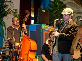 The Jazz Meet: The Jazz Meet Band + DJ Rob Coley + Sid Ford picture