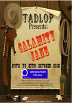 Flyer thumbnail for Calamity Jane: Telford & District Light Operatic Players