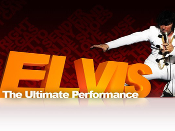 Elvis The Ultimate Performance: Chris Connor picture