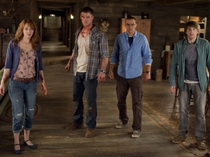 Film promo picture: The Cabin In The Woods