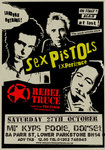 Flyer thumbnail for Sex Pistols Experience + Rebel Truce
