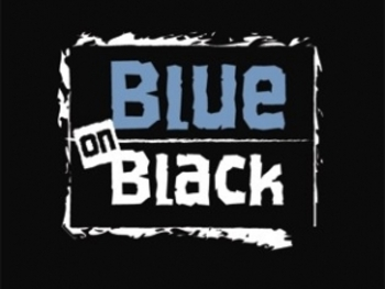 Blue On Black picture