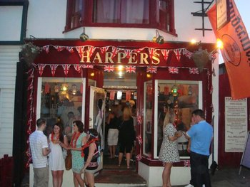 Harpers Wine Bar venue photo