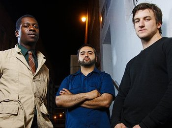 Animals As Leaders + TesseracT picture