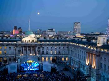 Summer Series at Somerset House: The Temper Trap + Alt-J + Chet Faker picture
