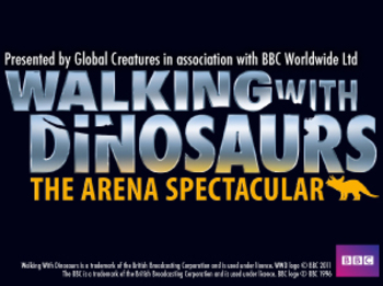 The Arena Spectacular: Walking With Dinosaurs picture