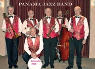 The Panama Jazz Band artist photo