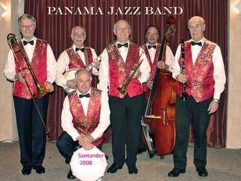 Lunchtime Jazz: The Panama Jazz Band picture