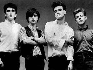 The Smiths artist photo