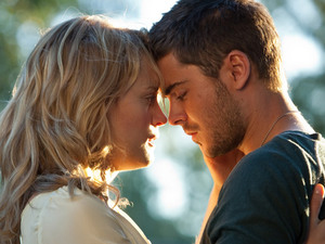 Film promo picture: The Lucky One
