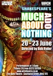 Flyer thumbnail for Much Ado About Nothing: Wick Theatre Company