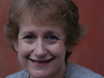 Wendy Cope artist photo