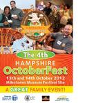 Flyer thumbnail for Hampshire's Octoberfest