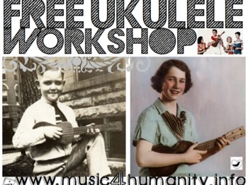 Free Ukulele Workshop picture
