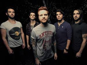 Memphis May Fire artist photo