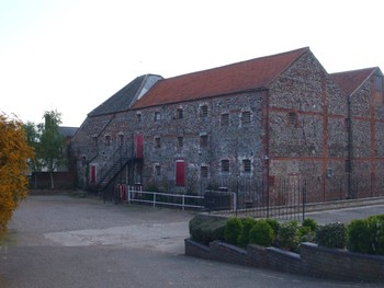 Granary Theatre venue photo