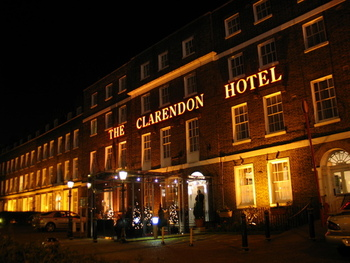 The Clarendon Hotel venue photo