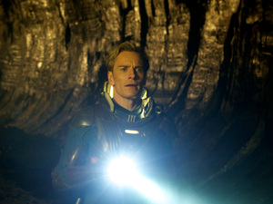 Film promo picture: Prometheus