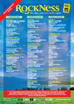 Flyer thumbnail for Rockness 2012