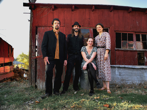 Furnace Mountain artist photo