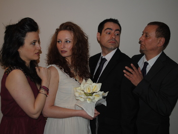 June Brides - A Gay Wedding Cabaret: Fighting Fit Productions picture