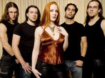 'Requiem For The Indifferent': Epica + Simone Simons picture