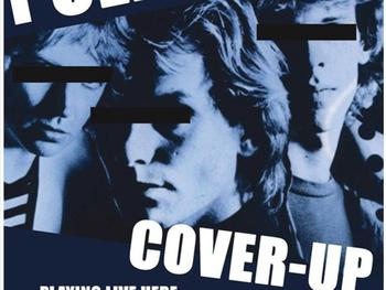 Good Music Club & Sound Of The Eightees Christmas Party: The Police Cover Up picture