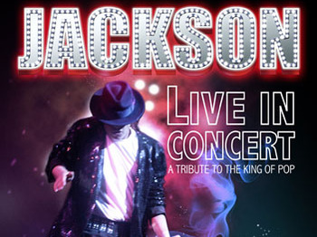 Jackson Live In Concert - The Ultimate Michael Jackson Tribute Show picture
