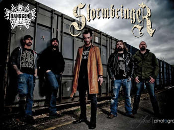 Stormbringer artist photo