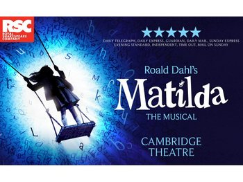 Matilda The Musical: The Royal Shakespeare Company picture