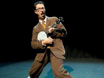 The Chap-Hop Christmas Ball: Mr B The Gentleman Rhymer picture