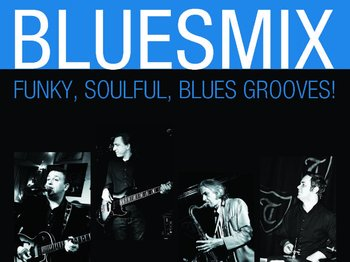 BluesMix + The Emma Divine Band + Ben Jordan picture