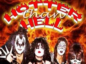 Hotter Than Hell artist photo