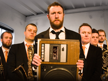 The Horne Section picture
