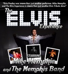 Flyer thumbnail for Elvis Tribute Show: Mike Memphis