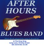 Flyer thumbnail for After Hours Blues Band