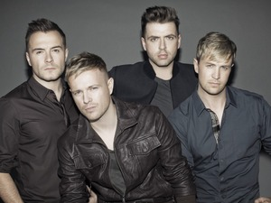 Film promo picture: Westlife: The Farewell Concert