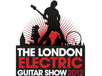 London Electric Guitar Show: Jennifer Batten + Ben Poole picture