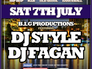 Code Of The Street: DJ Style + DJ Fagan picture
