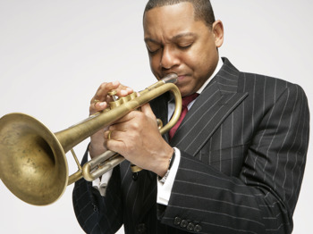 Wynton Marsalis artist photo