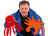 Justin Fletcher MBE to appear at Baths Hall, Scunthorpe in April 2017