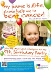Flyer thumbnail for Alfie's 5th Birthday Party