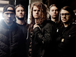Miss May I artist photo