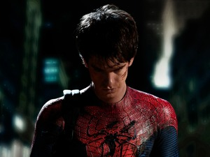 Film promo picture: The Amazing Spider-Man