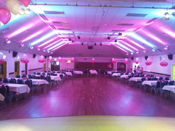 Melksham Assembly Hall venue photo