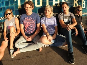 Tonight Alive artist photo