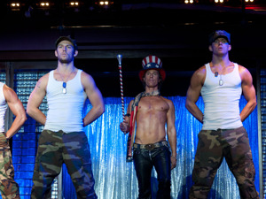 Film promo picture: Magic Mike