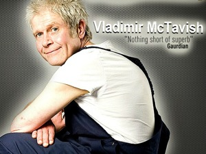 Vladimir McTavish artist photo