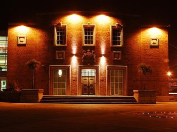 Ellesmere Port Civic Hall venue photo